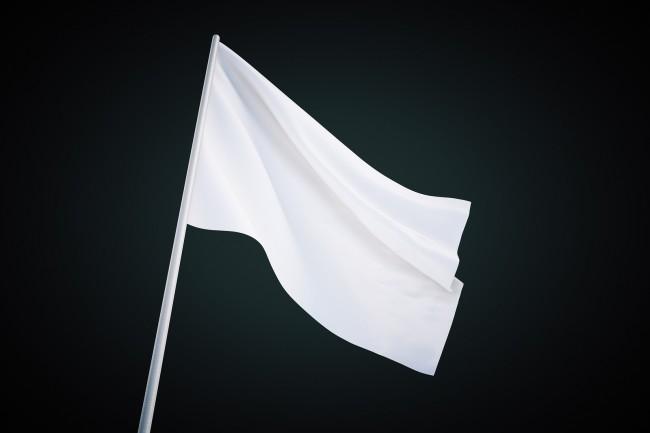 waving white flag gif